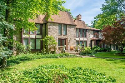 Westlake Single Family Home For Sale: 28130 Hilliard Boulevard
