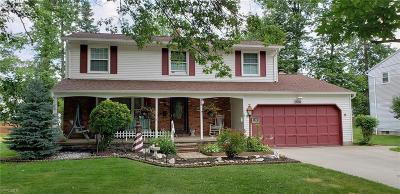 Lake County Single Family Home For Sale: 38733 Courtland Drive