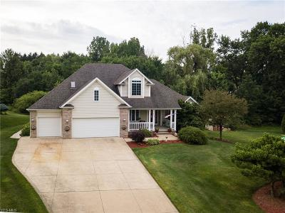 Macedonia Single Family Home Active Under Contract: 8456 Cliffview Drive