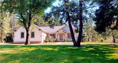 Single Family Home For Sale: 5818 Tallmadge Road