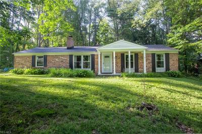 Stark County Single Family Home For Sale: 6451 Chiltern Road
