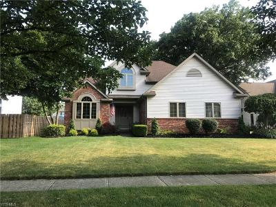 Elyria Single Family Home For Sale: 114 Lindsay Court