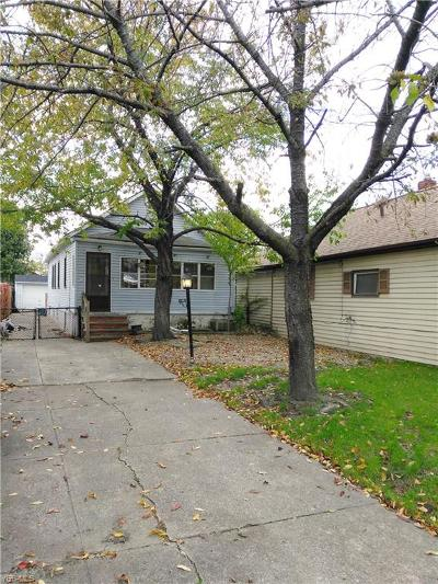 Single Family Home For Sale: 1294 W 65th Street
