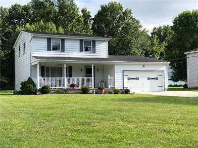 Canfield Single Family Home For Sale: 4359 Timberbrook Drive