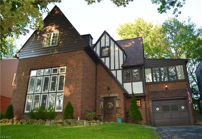 University Heights Single Family Home For Sale: 2567 Ashurst Road
