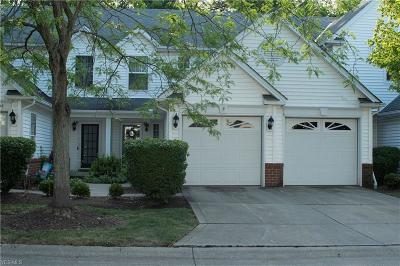 Lorain County Condo/Townhouse For Sale: 2042 W Reserve Circle