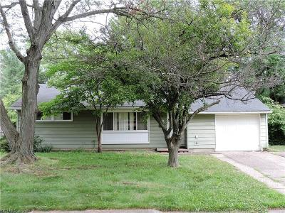 Parma Heights Single Family Home For Sale: 6507 Denison Boulevard