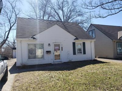 Cleveland Single Family Home For Sale: 18517 Homeway Road