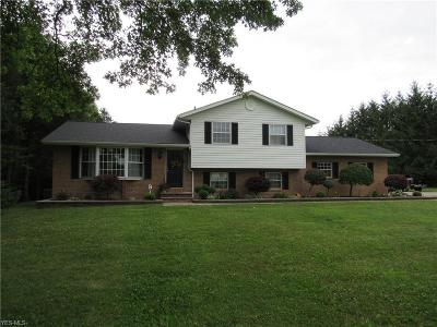 Medina County Single Family Home For Sale: 5767 Carsten Road