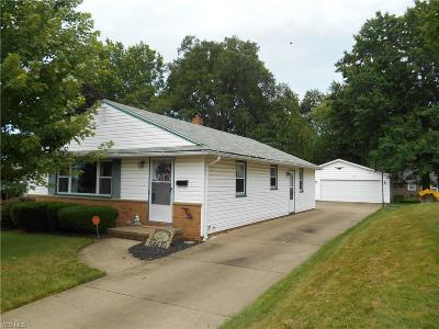 Stark County Single Family Home For Sale: 3742 Arnold Avenue