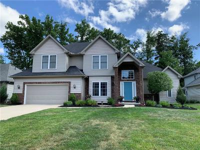 Strongsville Single Family Home Active Under Contract: 21295 Breckenridge Lane