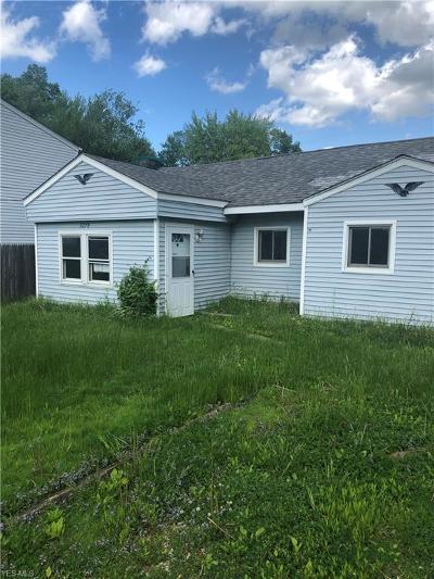 Lorain County Single Family Home For Sale: 5279 Main Avenue