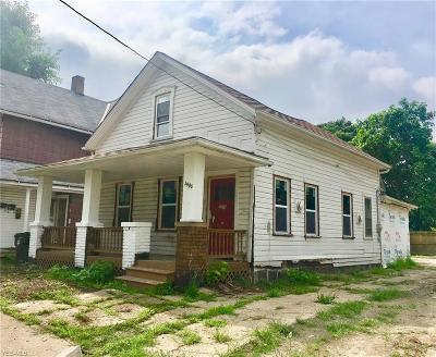 Single Family Home For Sale: 3905 Bailey Avenue