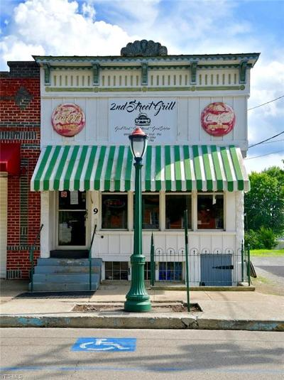 Muskingum County Commercial For Sale: 9 2nd Street