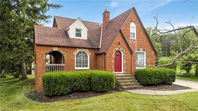 Independence Single Family Home For Sale: 4712 E Pleasant Valley Road