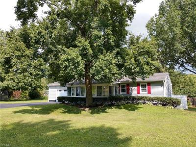 Lake Milton Single Family Home Active Under Contract: 17903 Glendale Avenue