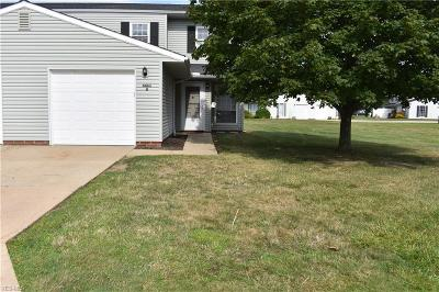 Lake County Condo/Townhouse Active Under Contract: 6863 Colonial Drive #D
