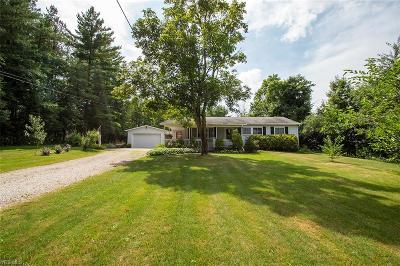 Medina County Single Family Home Active Under Contract: 5248 Lance Road