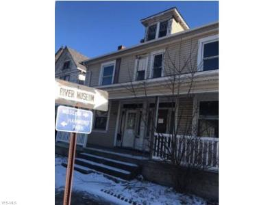 Wellsville Multi Family Home For Sale: 996 Main Street