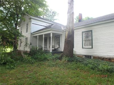Rock Creek Single Family Home Active Under Contract: 6251 State Route 166