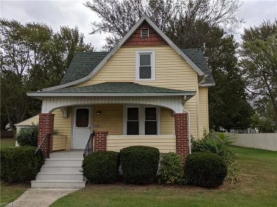 Lorain County Single Family Home For Sale: 365 James Street