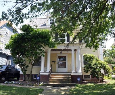 Lakewood Single Family Home Active Under Contract: 1437 Arthur Avenue