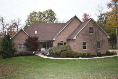 Zanesville Single Family Home For Sale: 1737 Forest Hills Circle