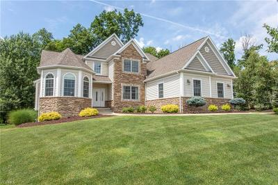 Macedonia Single Family Home For Sale: 1059 Whispering Woods Drive