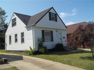 Single Family Home For Sale: 5272 W 45th Street