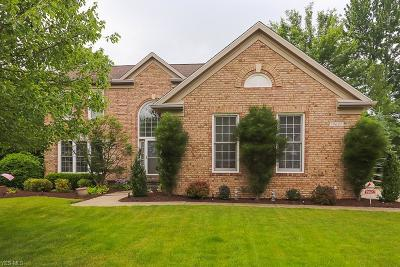 Strongsville Single Family Home Active Under Contract: 19627 Ellsworth Drive