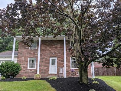 Kent Single Family Home For Sale: 3776 Neville Drive