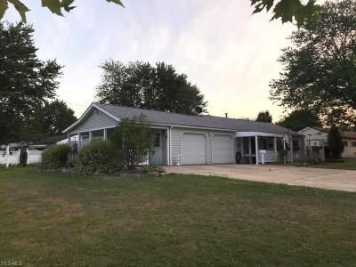 Brunswick Single Family Home Active Under Contract: 3668 Applewood Drive