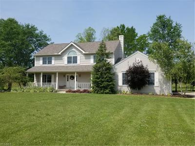Lorain County Single Family Home For Sale: 13262 Quarry Road