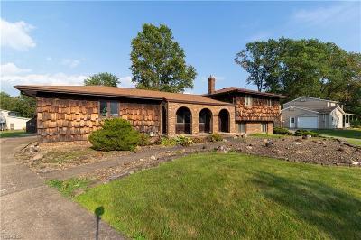 Mcdonald Single Family Home For Sale: 815 Pennsylvania Avenue