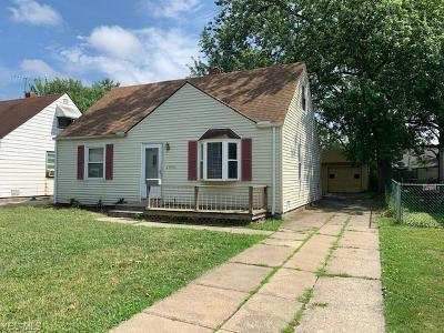 Single Family Home For Sale: 25450 Briardale Avenue