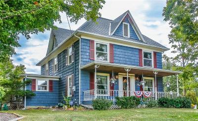Macedonia Single Family Home For Sale: 9143 Shepard Road