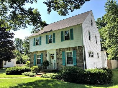 Youngstown Single Family Home Active Under Contract: 103 S Cadillac Drive