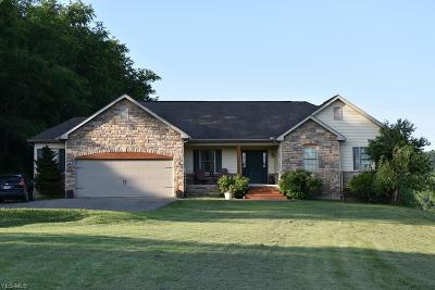 Frazeysburg OH Single Family Home Active Under Contract: $269,000
