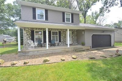 Boardman Single Family Home Active Under Contract: 6773 Colleen Drive