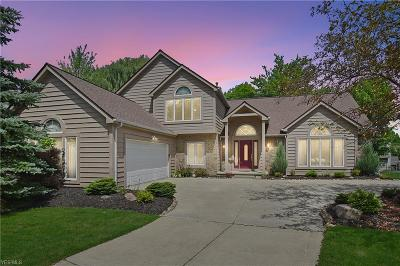 Parma Single Family Home Active Under Contract: 5310 Huntington Reserve Drive