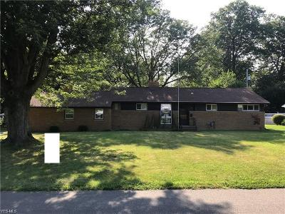 Mentor Single Family Home For Sale: 6422 S Cedarwood Road