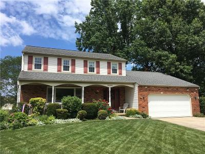 Willoughby Single Family Home For Sale: 5606 Clover Circle