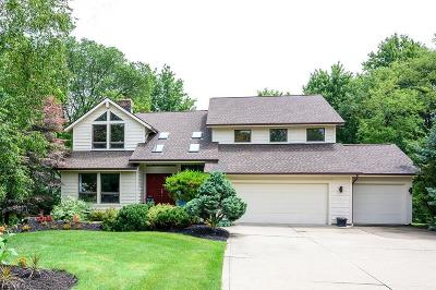 Solon Single Family Home For Sale: 5493 Pine Lane