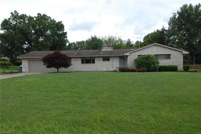 Zanesville Single Family Home For Sale: 510 N Ray Drive