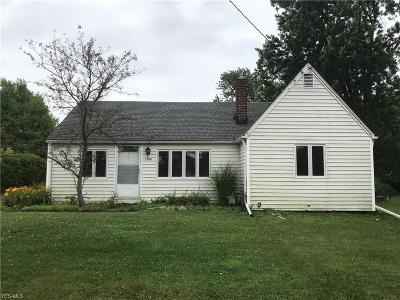 Brunswick Single Family Home For Sale: 2966 Boston Road