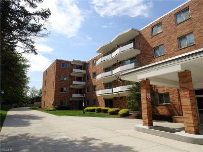 Broadview Heights Condo/Townhouse Active Under Contract: 521 Tollis Parkway #488