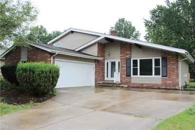 Highland Heights Single Family Home For Sale: 616 Jefferson Drive