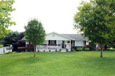 Cambridge Single Family Home For Sale: 59681 Heskett Drive