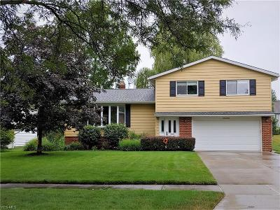 Solon Single Family Home For Sale: 33560 Outley Park Drive
