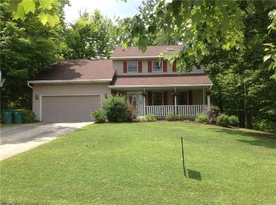 Twinsburg Single Family Home Active Under Contract: 8933 Gettysburg Drive